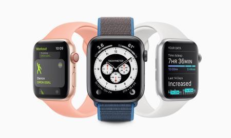 Apple Watch Watchos 7 Header