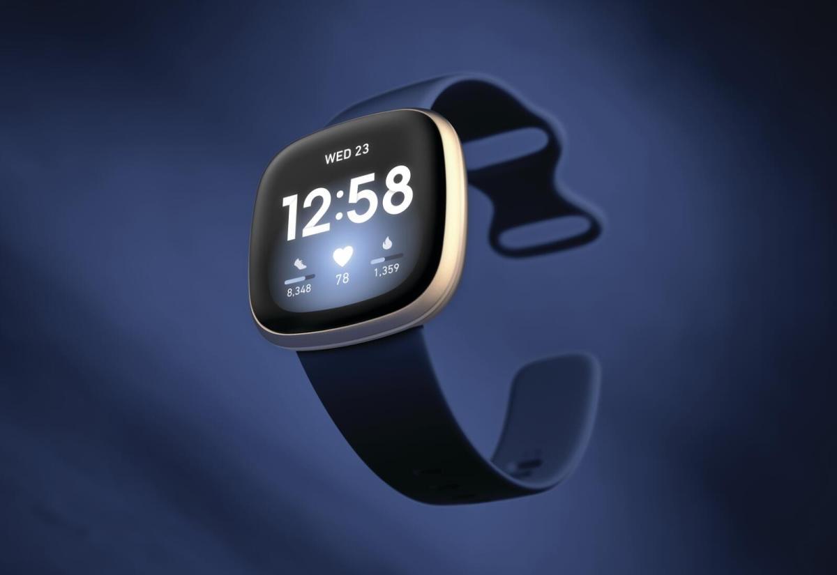 Fitbit Versa 3 Header