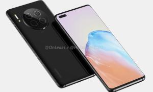 Huawei Mate 40 Render1