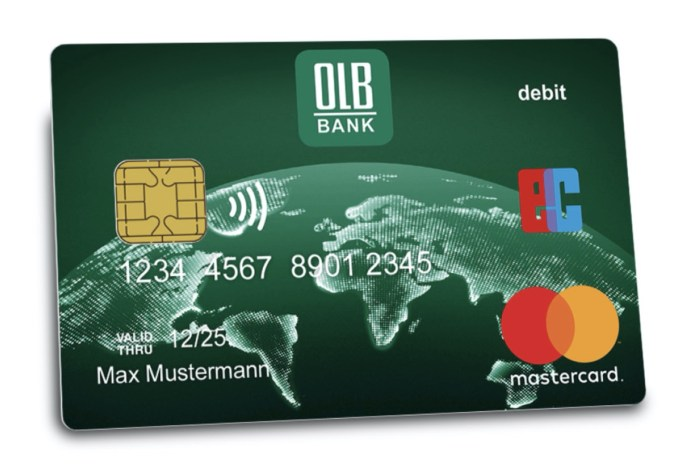 Olb Mastercard Debit
