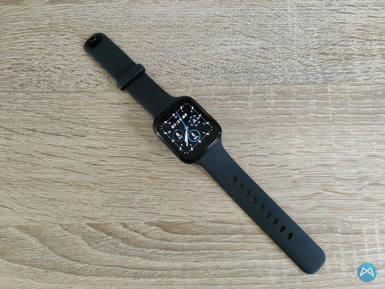 Oppo Watch 41mm Bezel
