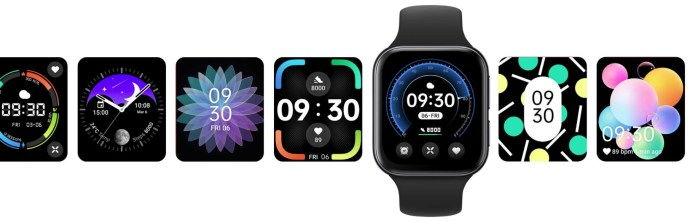 Oppo Watchfaces