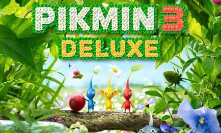 Pikemin 3 Deluxe