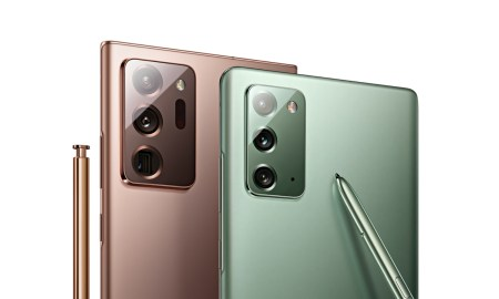 Samsung Galaxy Note 20 Lineup Header