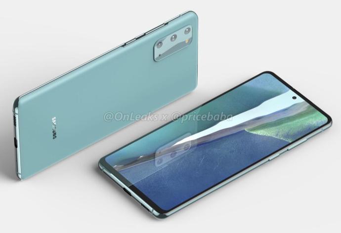 Samsung Galaxy S20 Fe 4