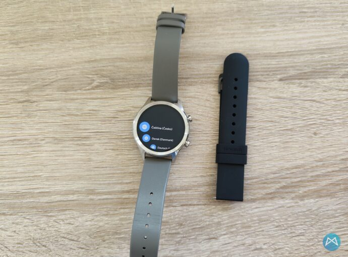 Ticwatch C2 Plus Silikon Ersatzband