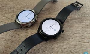 Ticwatch C2 Plus Und C Vergleich 2