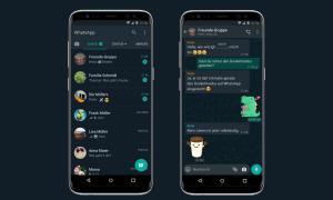 Whatsapp Android Header