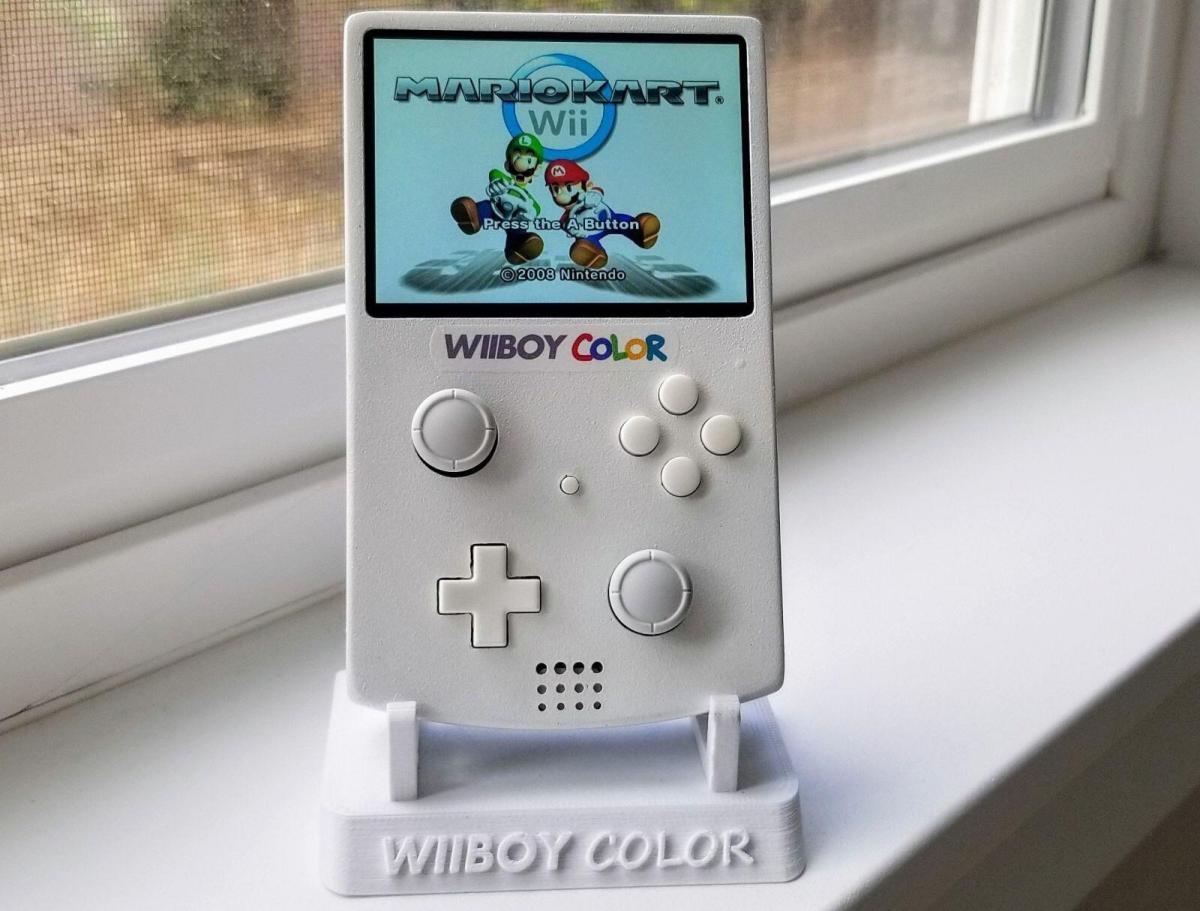 Wiiboy Color Diy