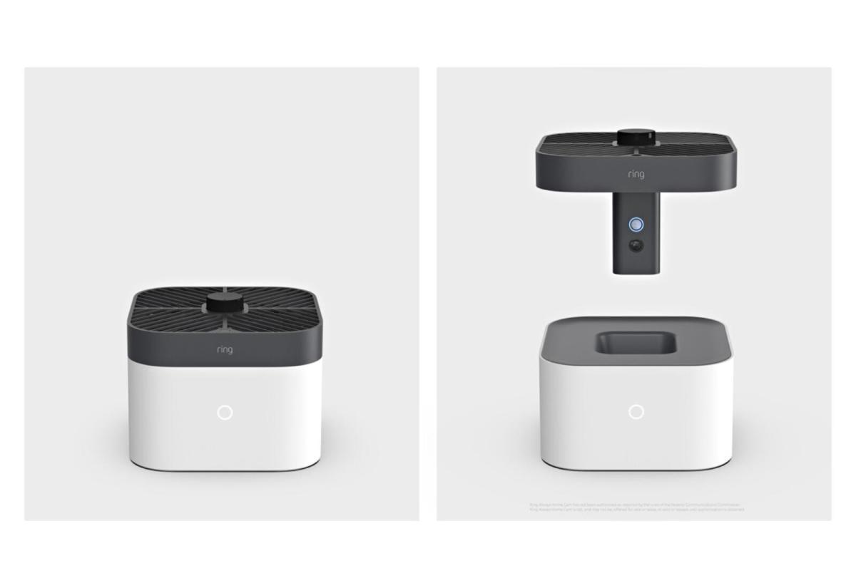 Amazon Ring Drohne