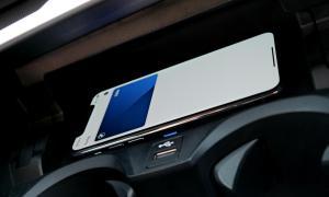 Apple Carkey Bmw Digital Key Ladeschale