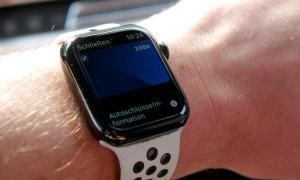 Apple Carkey Bmw Digital Key Watch