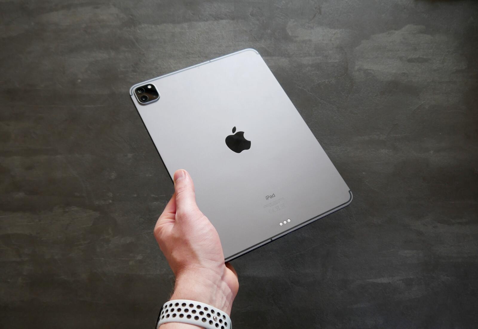 Apple Ipad Pro 2020 Header