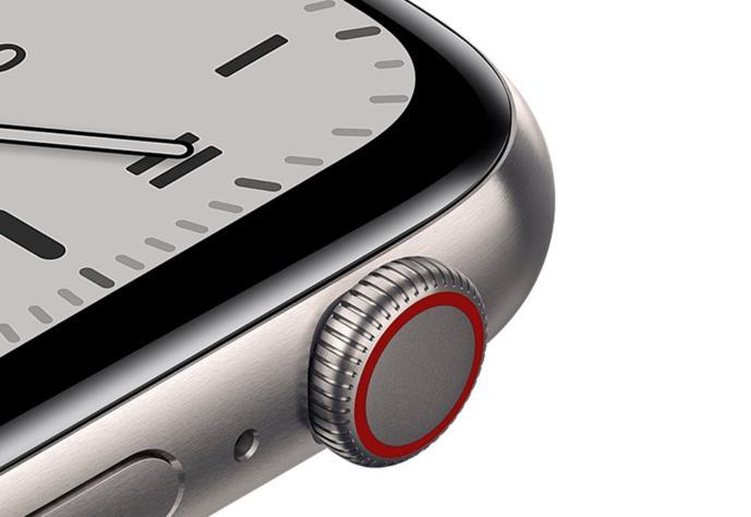 Apple Watch Detail Header