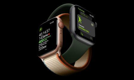 Apple Watch Fitness Header