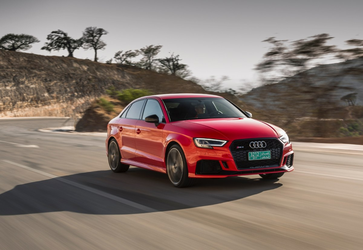 Audi Rs Header