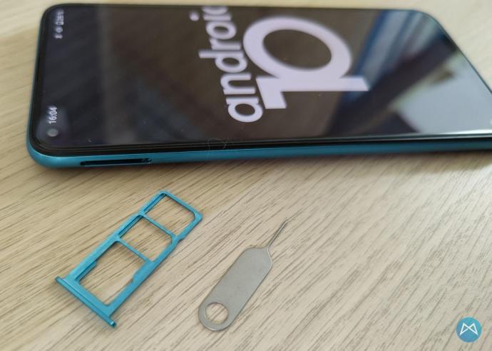 Elephone U5 Sim Tray