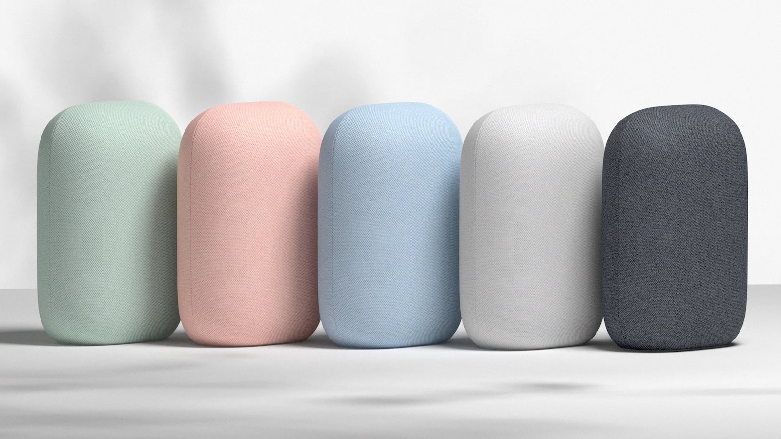 Google Nest Audio Farben