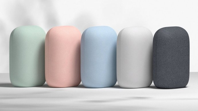Google Nest Audio Farben