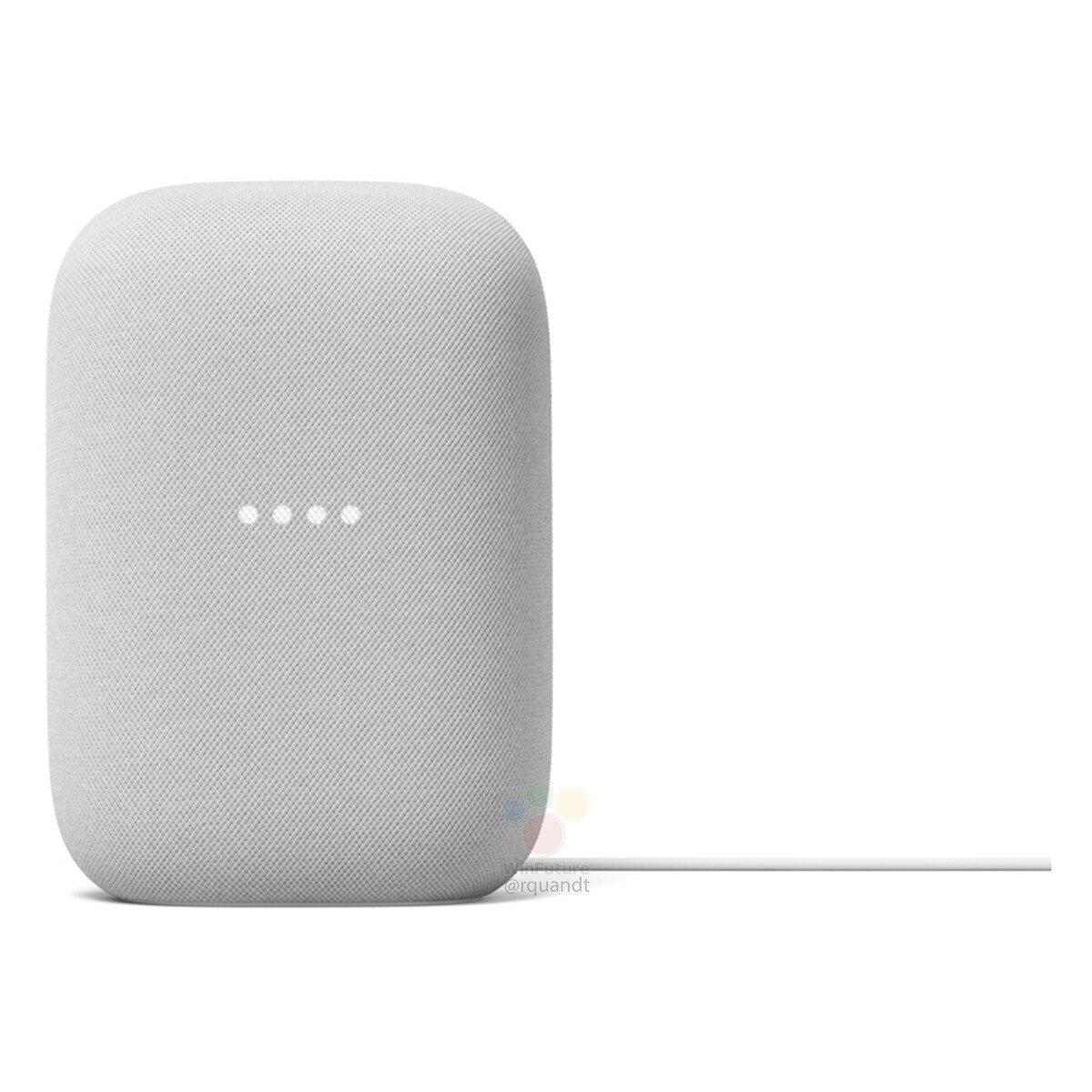 Google Nest Speaker Leak Chalk1