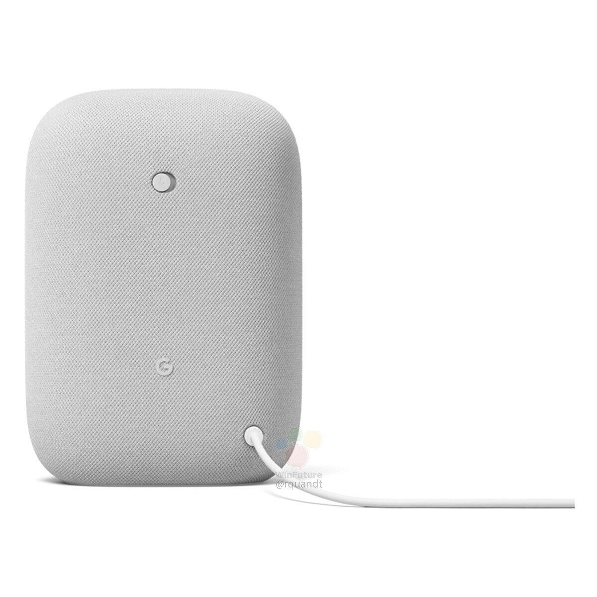 Google Nest Speaker Leak Chalk2