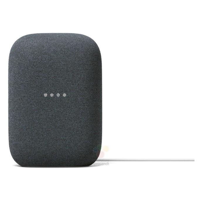 Google Nest Speaker Leak Charcoal1