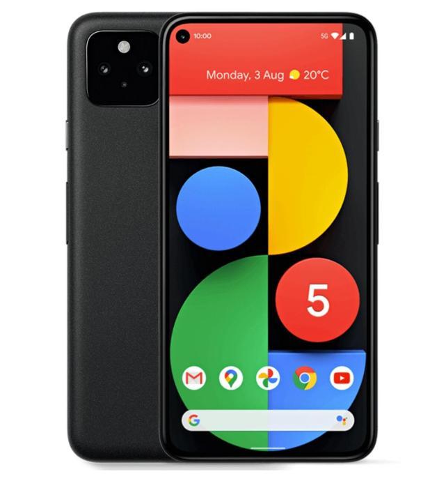 Google Pixel 5 Schwarz