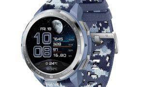 Honor Watch Gs Pro Blau