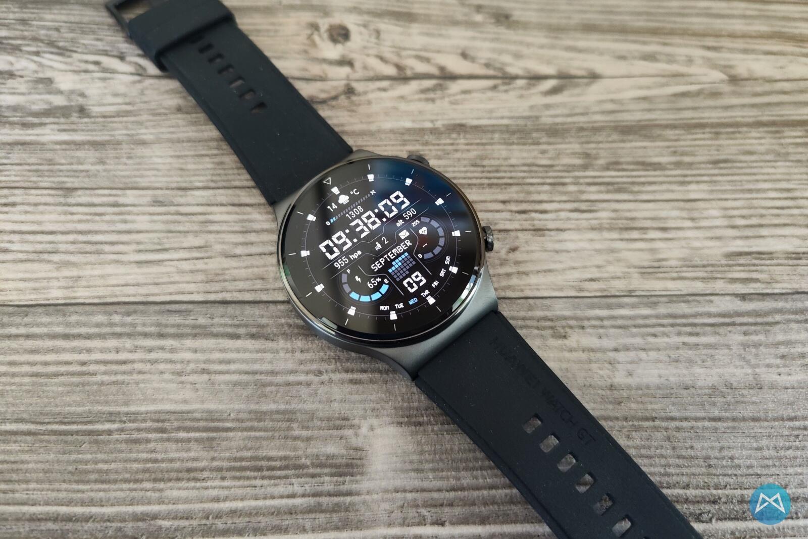 Huawei Watch Gt 2 Pro Headerfoto Mit Watchface