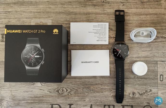 Huawei Watch Gt 2 Pro Lieferumfang