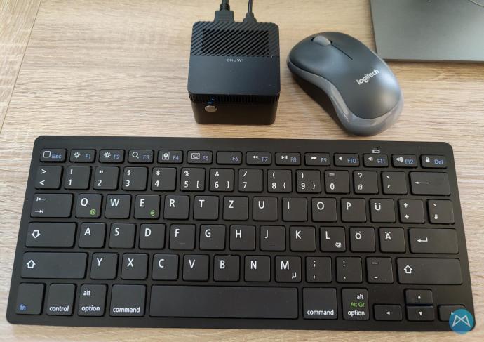 Larkbox Mit Tastatur Und Maus