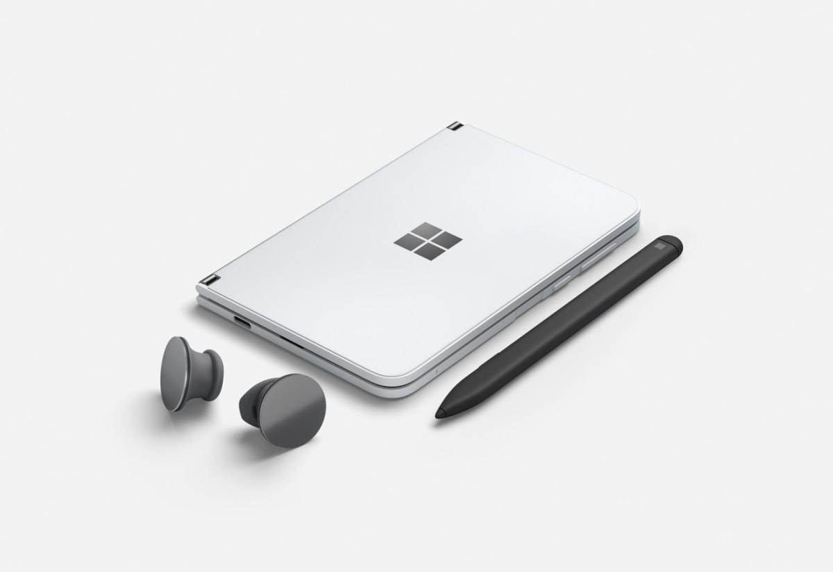Microsoft Surface Duo Headphones Header
