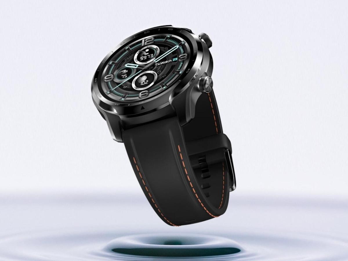 Mobvoi Ticwatch 3 Pro Header