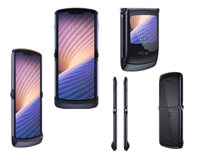 Motorola Razr 5g Leak