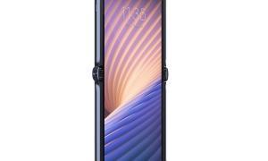Motorola Razr 5g Offen