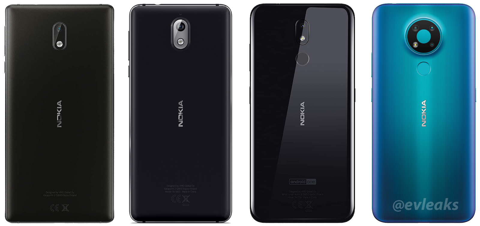 Nokia 3 Evolution