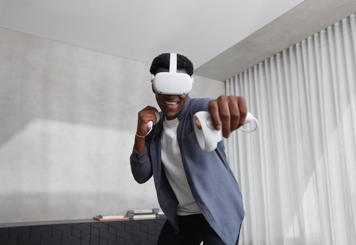 Oculus Quest 2 Header