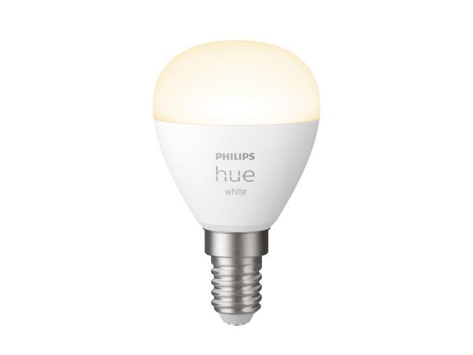 Philips Hue White E14 Tropfenlampe