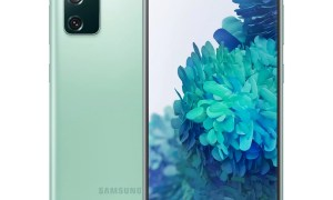 Samsung Galaxy S20 Fe Leak Gruen