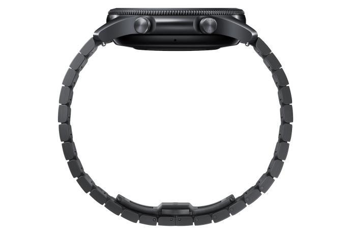 Samsung Galaxy Watch 3 Titan Seite