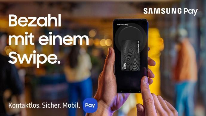 Samsung Pay Marketing
