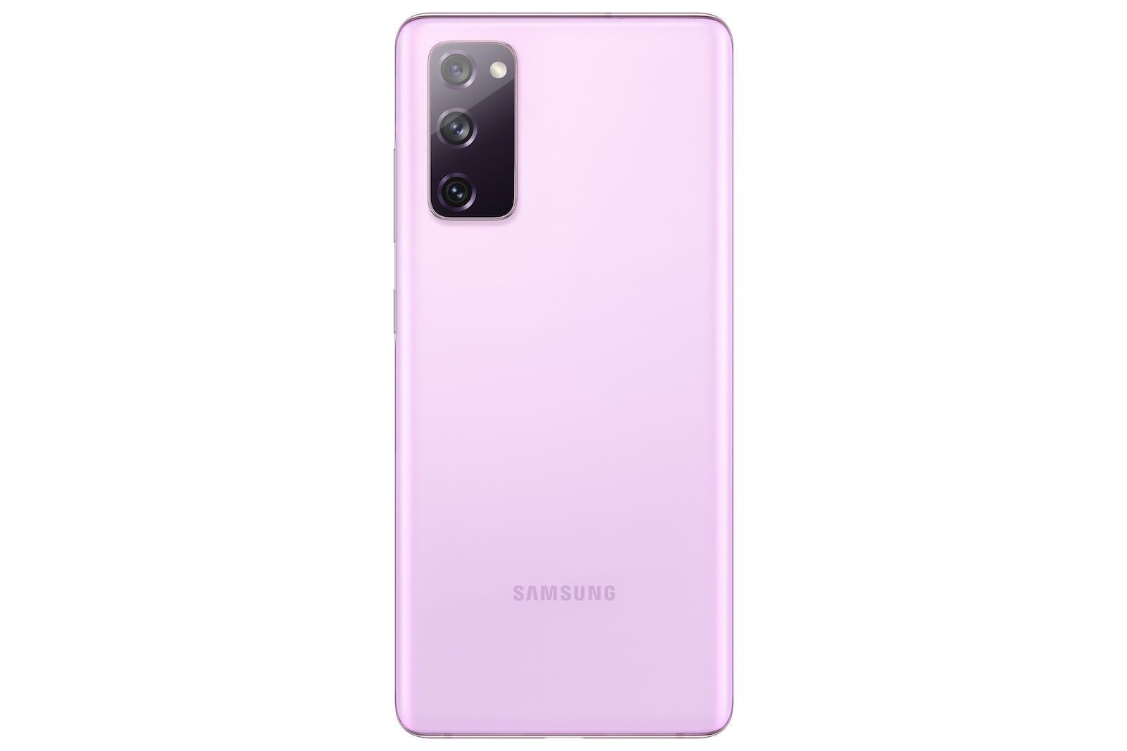Samsung Galaxy S20 Fe Sm G780f Sm G781b Cloud Lavender 180 Rgb
