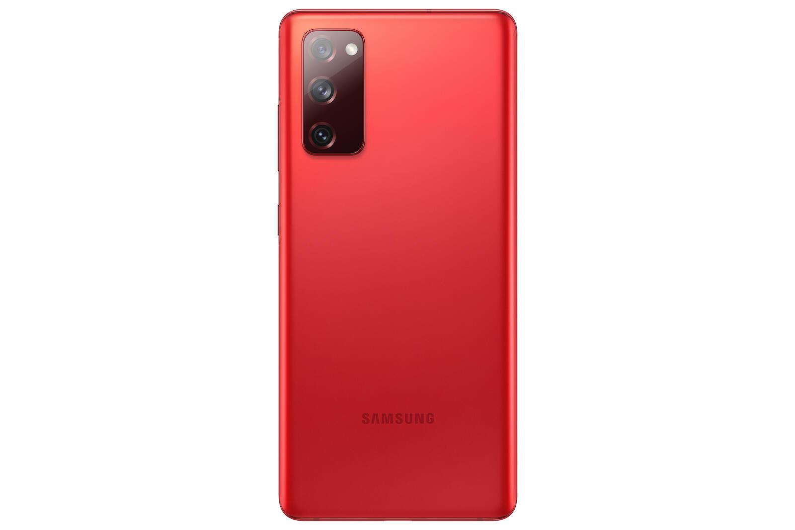 Samsung Galaxy S20 Fe Sm G780f Sm G781b Cloud Red 180 Rgb
