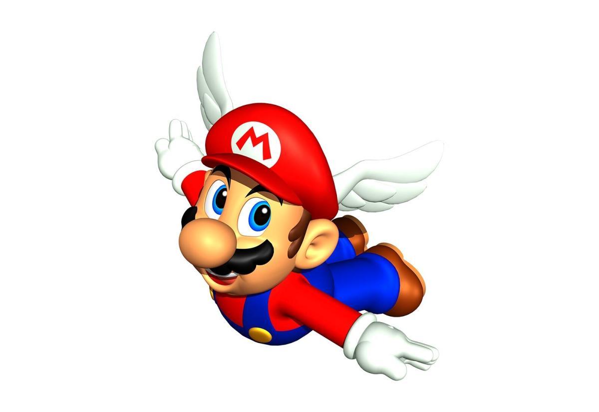 Super Mario 64 Header