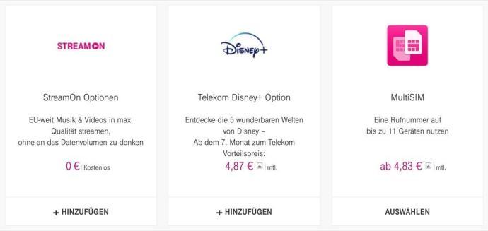 Telekom Disney Deal