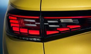 Volkswagen Vw Id4 Licht