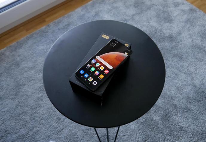 Xiaomi Mi 10t Pro Box Header