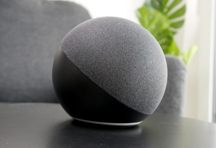 Amazon Echo Dot 4 Test1
