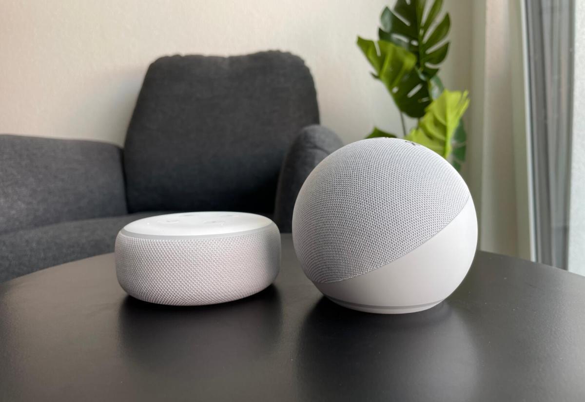 Amazon Echo Dot 4 Test12