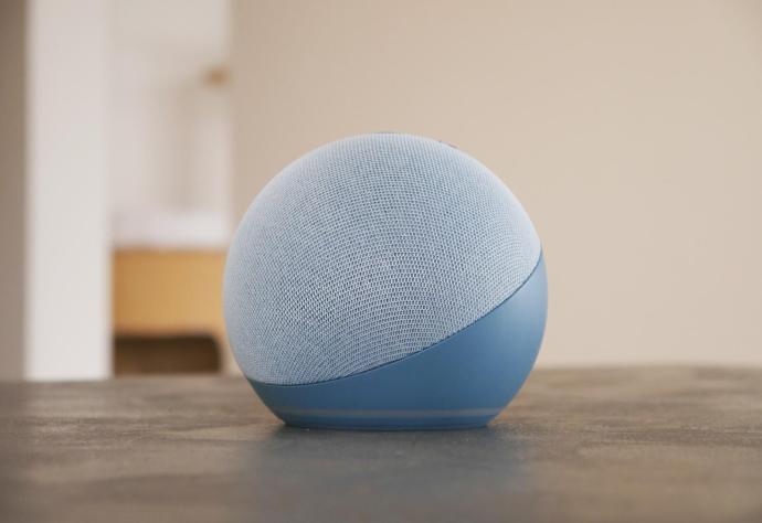 Amazon Echo Dot 4 Test14